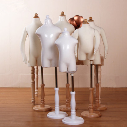 Half Body Dressmaker Tailor Fabric Wrapped Wooden Arm Flexible Torso Male Mannequin(China (Mainland))