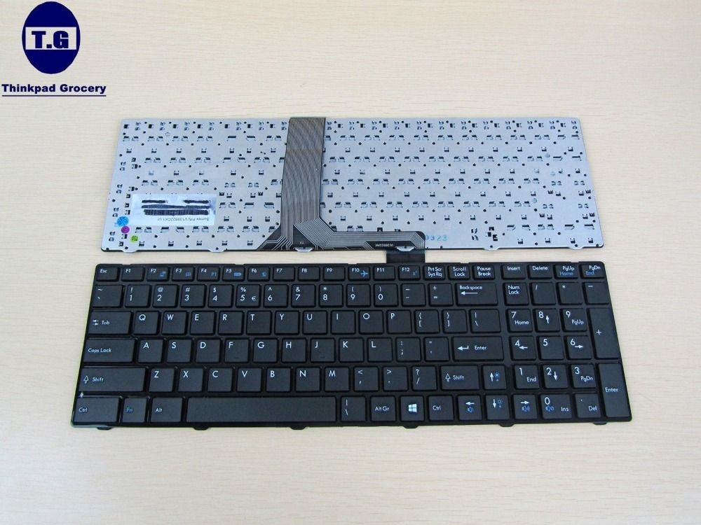 Free Shipping ! New keyboard Replacement For MSI GE60, GE70, GP60, GP70 SteelSeries(China (Mainland))