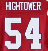 New MENS #10 Jimmy Garoppolo#21 Malcolm Butler#54 Dont'a Hightower# Jerseys Fast Shipping(China (Mainland))