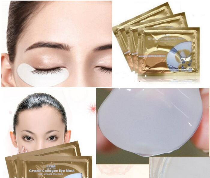 50 Pair Under Eye Pad mask Patch Lint Eyelash Lash Extension Tool Supply Medical Tape Crystal Eyelid Patch