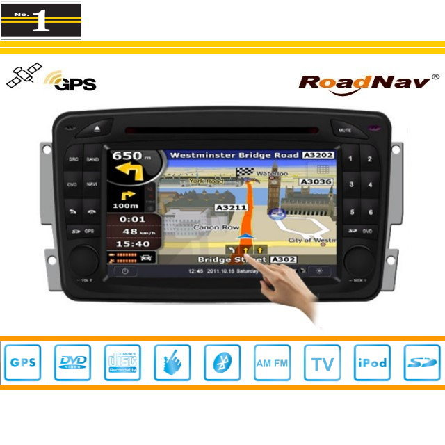 For Mercedes Benz Vito W639 2004~2006 - Indash GPS Navigation DVD Player Radio Stereo TV BT WIFI 1080P S100 Multimedia System(China (Mainland))