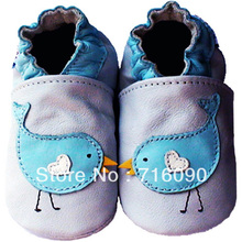 Free shipping 8pairs/lot Guaranteed 100% soft soled Genuine Leather baby shoes baby first walker dr0007-15(China (Mainland))