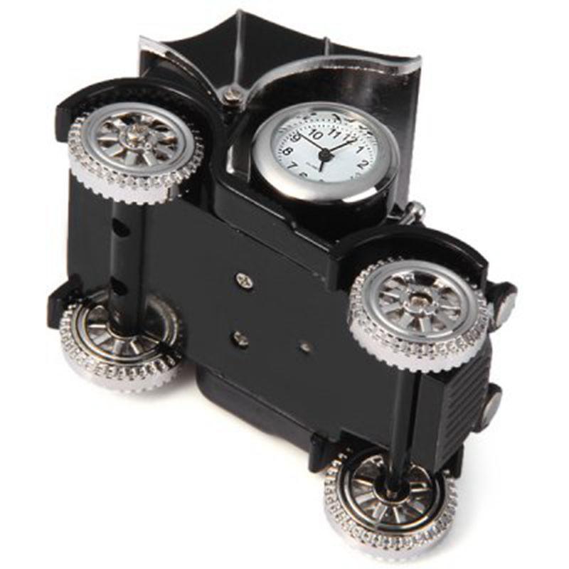 2016 Архаизмы локомотив mute vintage электронные настольные часы украшения дома детские часы relogio despertador