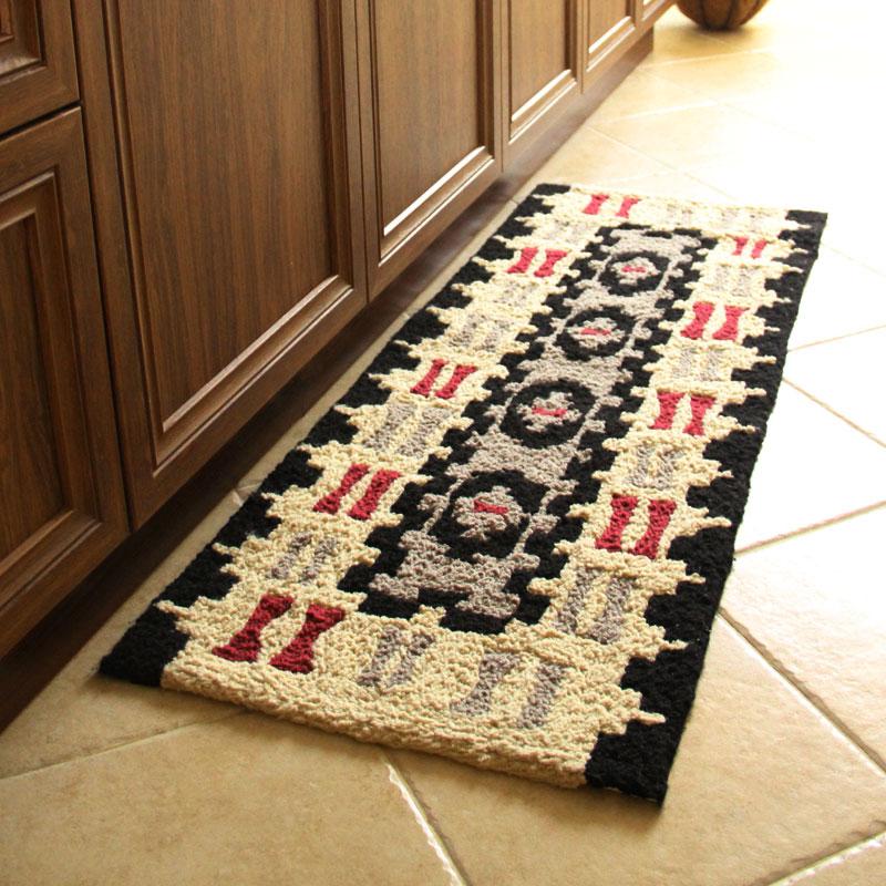 handmade front door mat kitchen mats shoe rug for living. Black Bedroom Furniture Sets. Home Design Ideas
