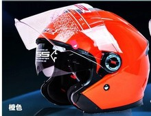 Free shipping Genuine LS2 OF578 double lens can be removed Bator combination helmet motorcycle helmet full helmet half ,capacete(China (Mainland))