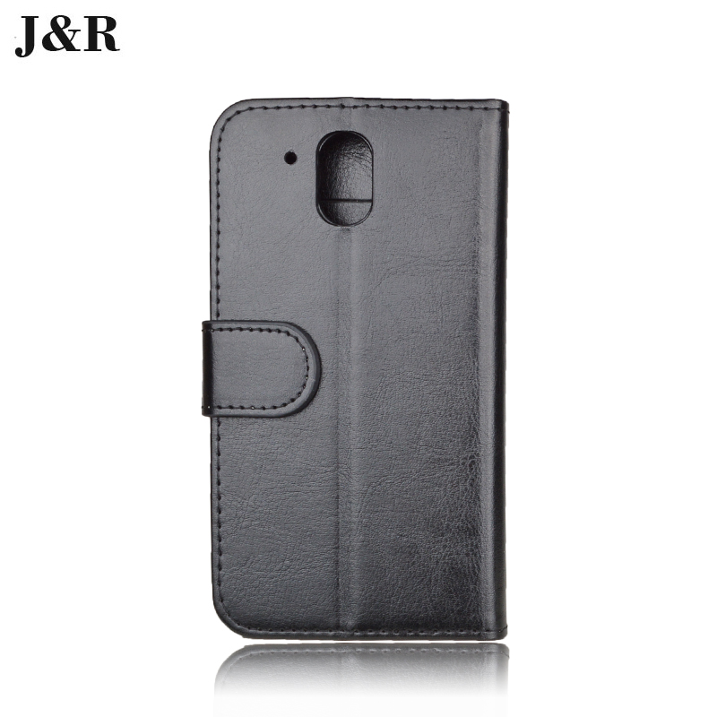 New Vintage PU Leather Case Skin for HTC Desire 526 526G 526G+ 326 326G Cover Book Style Phone Bag with Card Holder JR Brand(China (Mainland))