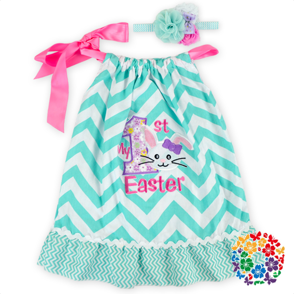 Images of Baby Girl Easter Dress - The Miracle of Easter