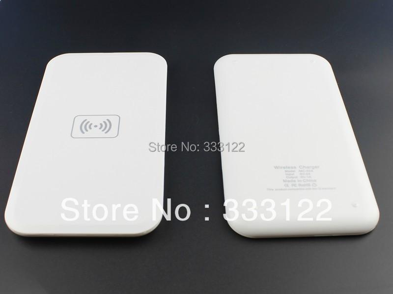 Black QI Wireless Charging Charger Pad for LG Google Nexus 4 5 Nexus 7 2G Nokia Lumia 920 822 820 Verizon 8X /Droid DNA(China (Mainland))