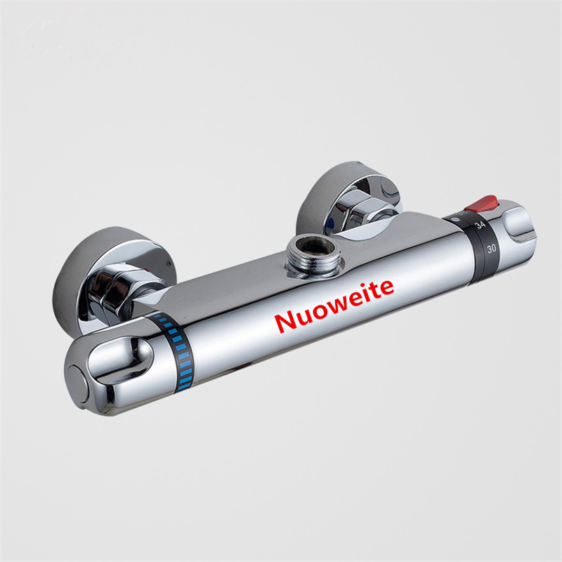 Constant Temperature Faucet Mix Water Valve Full Copper For Thermostatic Core, The thermostatic shower.(China (Mainland))