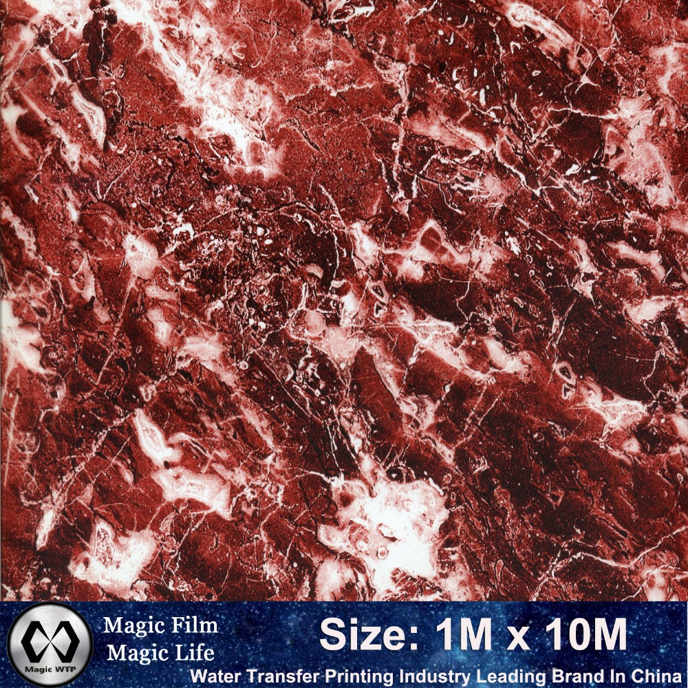 Super Value Hydrographic Film Transfer Popular Marble NO.MA215-1 Width 1M Length 10M Hydrographics Water Transfer Printing Film(China (Mainland))
