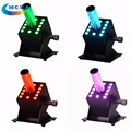 2pcs Lot Led CO2 Jet Machine Co2 Cryo Jet Canon Stage Effect Co2 Fog Machine With