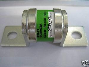 NEW LOT OF QTY: 5PCS CR6L-200 CR6L200 FUJI SUPER RAPID FUSE CR6L-200/UL(China (Mainland))