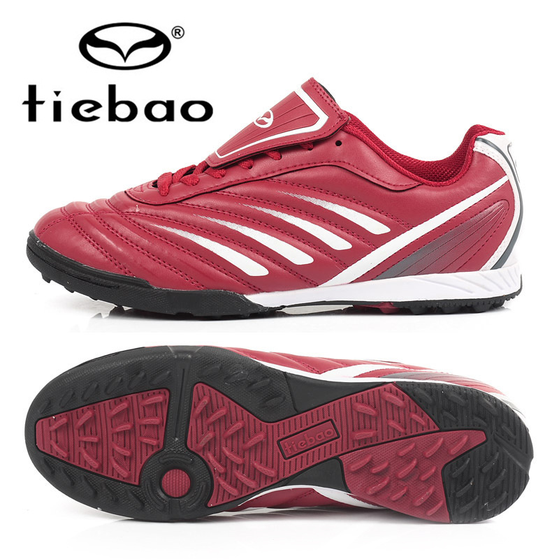 TIEBAO-Professional-Men-Women-TF-Turf-Rubber-Sole-Football-Boots-Outdoor-Soccer-Shoes-Adults ...