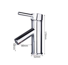 Buy e-pak HELLO Bathroom Basin Faucet torneira 8051A Vessel Vanity Sinks Brass Mixer Tap Cold & Hot Water Taps Chrome Polished for $27.32 in AliExpress store