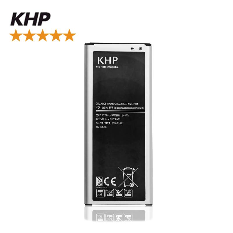 100% Original KHP Battery For Samsung Galaxy Note 4 N910A N910V N910P N910C N910T 3220mAh Built-in NFC AAA Replacement Batteries(China (Mainland))