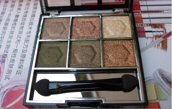 Bling eye shadow box 03<br><br>Aliexpress