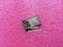 Free Shipping 2pcs/lot ESP8266 remote serial Port WIFI wireless module through walls Wang ESP-12