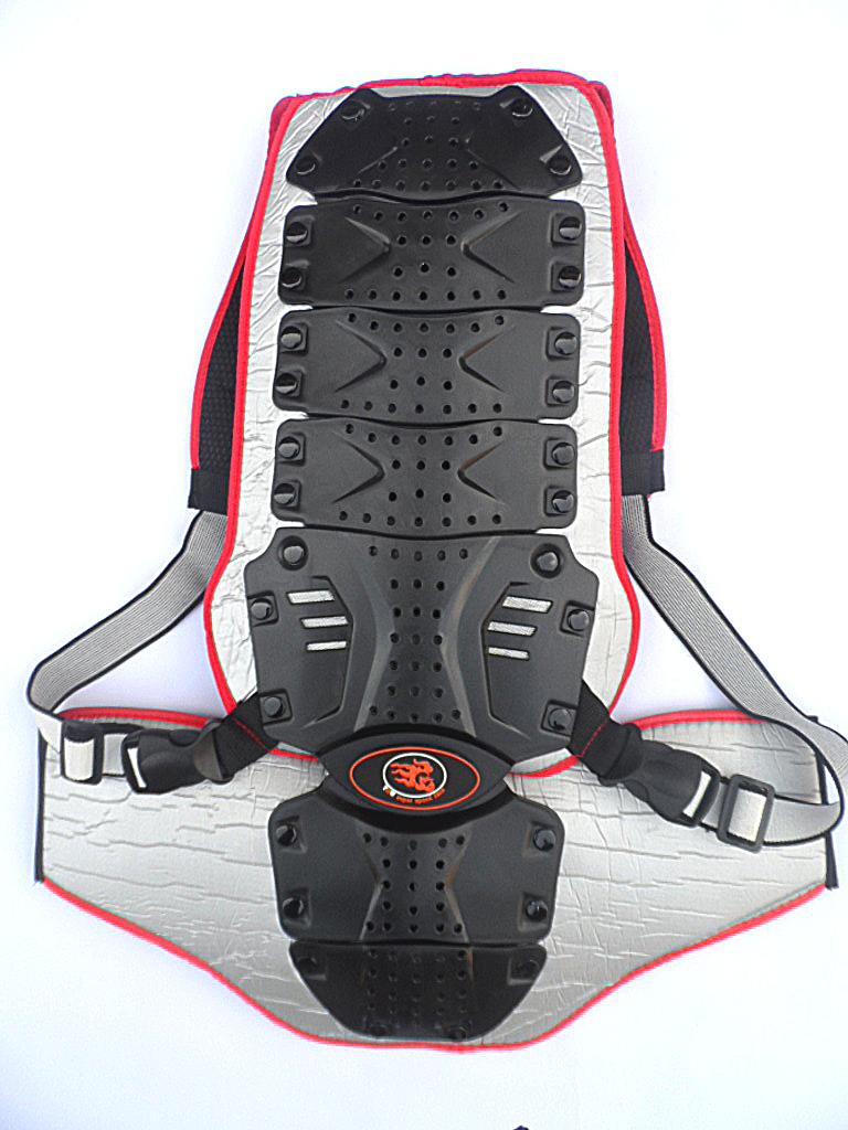 Skating Skiing Riding Motorcycle Back Protective Gear Back Spine Protecion(China (Mainland))