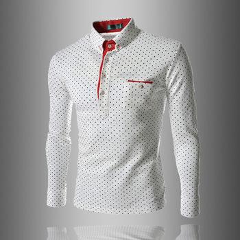 Новое мужская мода волновой точки прилива мужская свободного покроя с длинными рукавами свободного покроя костюм PW-1401C87