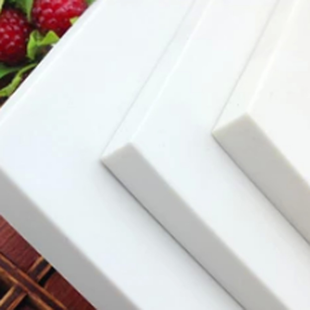1 X Carving Block Rubber DIY Your Own Stamp Handcraft 15cmX10cmX0.8cm White New 075-013(China (Mainland))