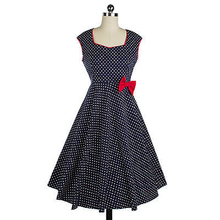 Vintage Style Rockabilly Pin Up Dresses