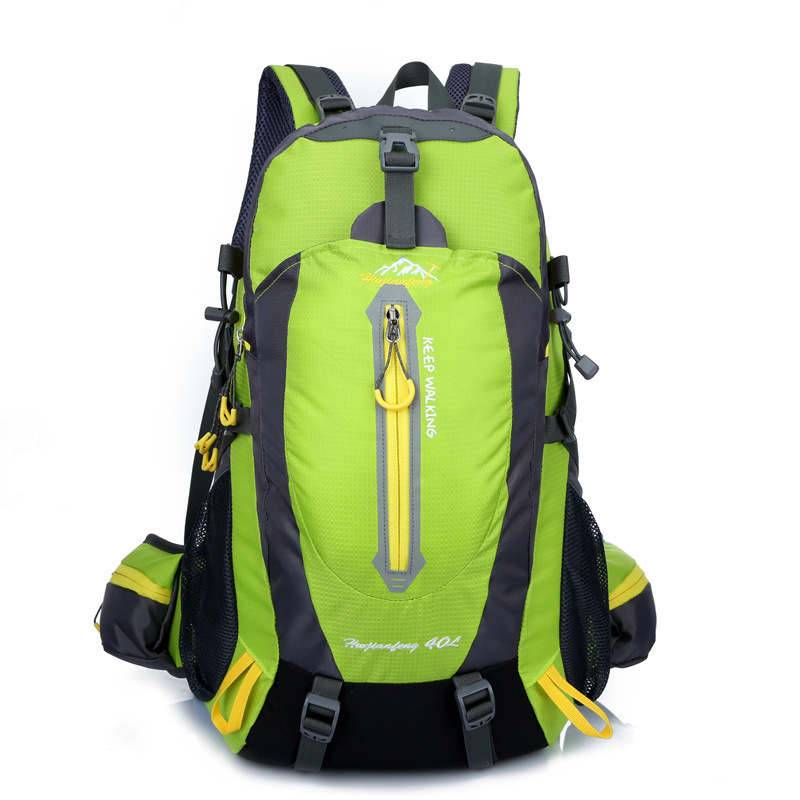 Professional Travel Bag 40L Sport Backpack Waterproof Outdoor Climbing Mountaineering Hiking Camping Backpack Bags Women&Men NEW