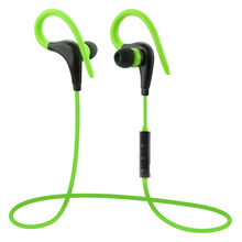 2016 New Fashion Wireless Sports Earphone With Mic Remote Control Bluetooth 4.0 Stereo Headset Headphones for iPhone Xiaomi Sony(China (Mainland))