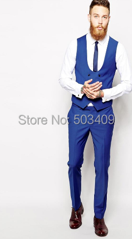 2016 Wholesale New Arrival Custom Made Groom Tuxedos Business