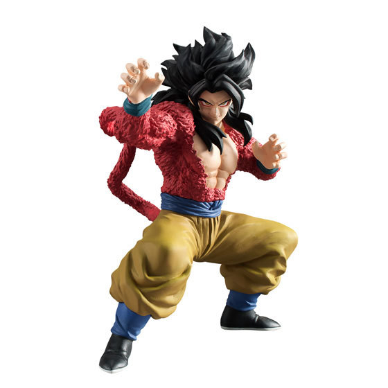 Dragon ball GT Styling anime Goku action figure kids toys Super Saiyan 4 Sagas Kakarotto brinquedo Model Collection - J-famous Space store