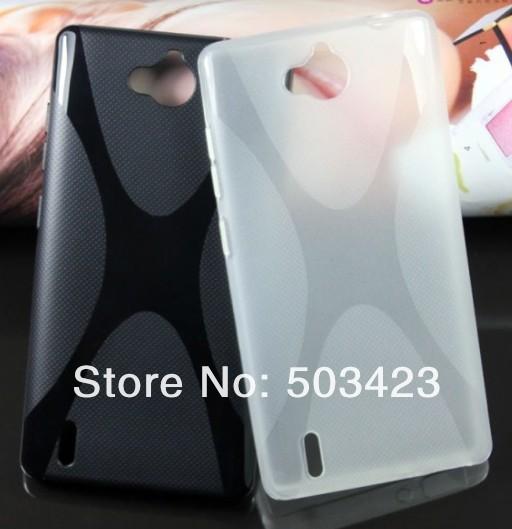 Здесь можно купить  For Huawei G740 X Design Case,X Line Soft TPU Gel Skin Case For Huawei Ascend G740 For Huawei G740 X Design Case,X Line Soft TPU Gel Skin Case For Huawei Ascend G740 Телефоны и Телекоммуникации