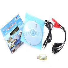 USB Flight Simulator Cable Kit for Realflight G7 G6 G5.5 G5 Phoenix 5.0 22 in 1 RC SR1G(China (Mainland))