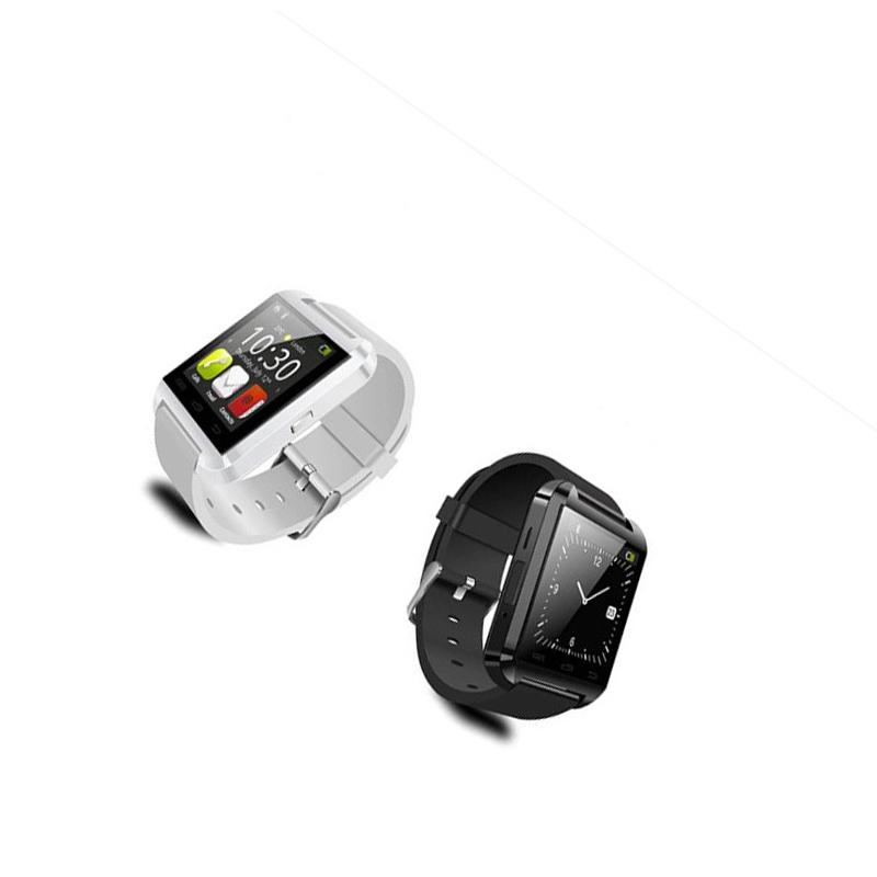 2015 Promotional Gift Bluetooth Watchsmart Digital Watchu8 Smartwatch Watch Smart Phone(China (Mainland))