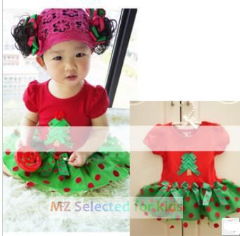 5pcs,baby girls christmas dress,pageant dresses for baby girls,2013 new baby tutu dress,girls dress party,wholesale