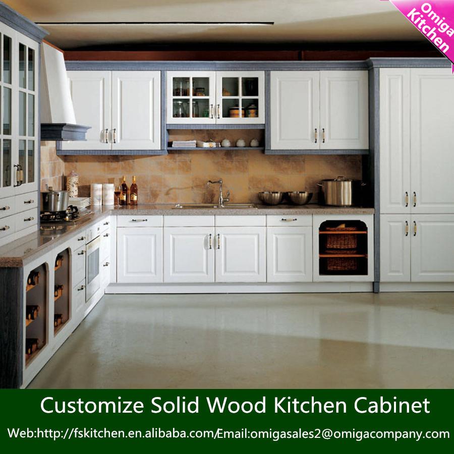 foshan usine moderne modulaire cuisine en bois massif. Black Bedroom Furniture Sets. Home Design Ideas