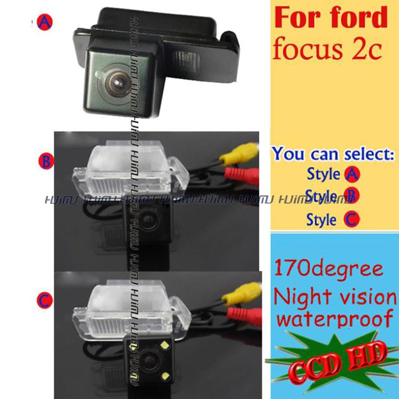 wired wireless car Rear View Backup Camera for FORD Focus Hatchback S-MAX smax Mondeo Fiesta CHIA-X sony CCD parking assist(China (Mainland))