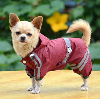 HOT SELLING  high quality fashion raincoat style pet clothes,pet apparel clothes for dogs(PTS004)