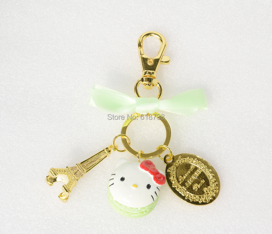 Hello Kitty laduree Macaron keychain Gifts (7).jpg