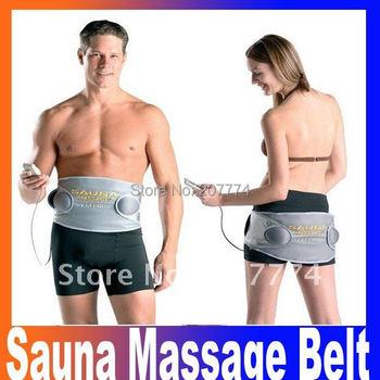 New Arrival Sauna Massage Velform Professional Slimming Belt health care110v /220V Body Massager As Seen On TV Free Shipping