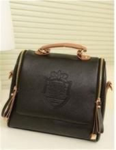 Korean Fashion Women Messenger Bags PU Leather British Style Retro designer handbags Women Shoulder Bags Crossbody Bags Dollars