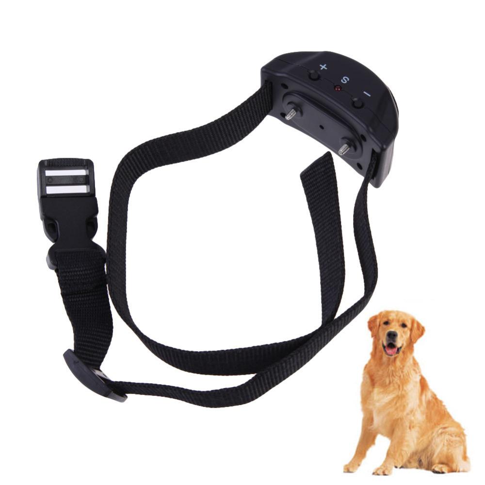 2015 New PET853 Anti-Bark No Barking Tone Shock Training Collar For Small Medium Dog Free Shipping(China (Mainland))