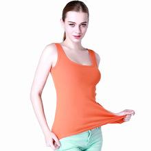 Hot sale  ! New Ladies Multicolor Long Sleeveless Bodycon Temperament Cotton Long T-shirt Tank Top Women Vest Tops 180-0001(China (Mainland))