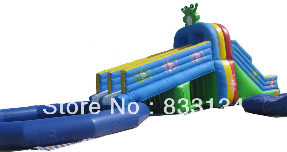 Tobog n inflable toboganes inflables piscinas en for Piscinas inflables precios