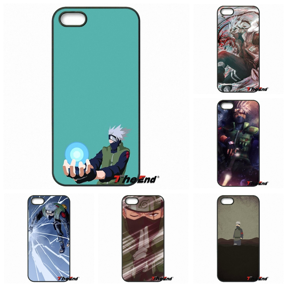 Japanese Anime Uzumaki Naruto Hatake Kakashi Covers HTC One M7 M8 M9 A9 Desire 626 816 820 Google Pixel XL plus X 2 3  -  Greatest Phone Cases Store store