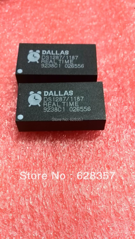 Free Shipping   3pcs   DS1287/1187    DIP-18