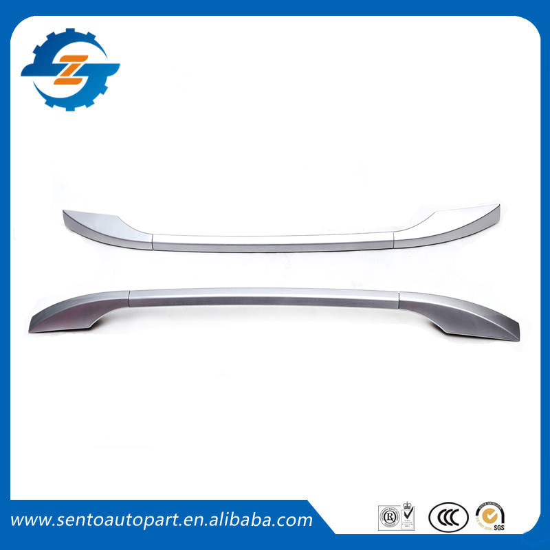 Hot Sale 2 Pieces Aluminium X1 roof rack fit for bmw x1 roof rail(China (Mainland))