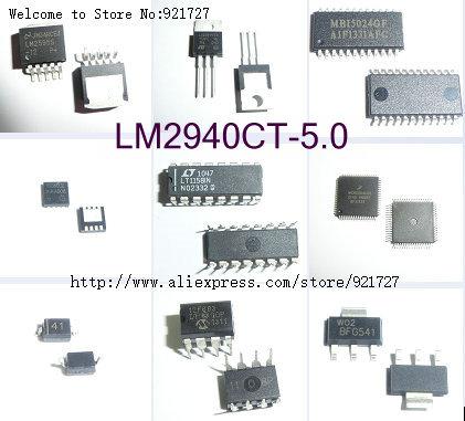 product High quality Lm2940 LM2940CT-5.0 LM2940-5.0 5 V 1A Regulator putus sekolah rendah Ke-220 IC 20 pcs/lot
