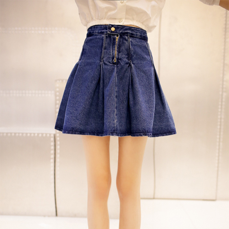 Beautiful Online Buy Wholesale Denim Mini Skirt From China Denim Mini Skirt