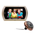 4 3 Digital Door Peephole HD LCD Screen Door Peephole Camera Viewer System Night Vision Motion
