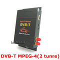 DVB T Digital TV receiver H 264 MPEG4 Mobile TV Box HDMI External USB S VIDEO