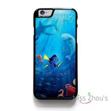 For iphone 4/4s 5/5s 5c SE 6/6s plus ipod touch 4/5/6 back skins mobile cellphone cases cover FINDING DORY